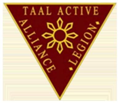taal active logo