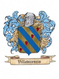 WORLD OF VILLAVICENCIO – Villavicencio Coat of Arms