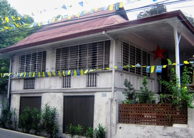 Barrion-Salazar House